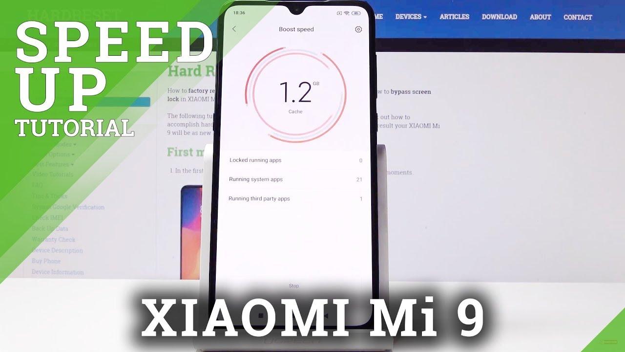 How to Activate XIAOMI Mi 9 - Set Up Process