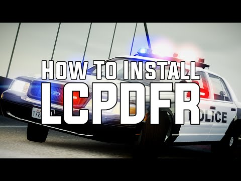 How To Install Lcpdfr Els And Gta Iv Car Mods