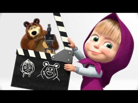 видео: Маша и Медведь - Здравствуй, зимушка - зима! Сборник зимних серий