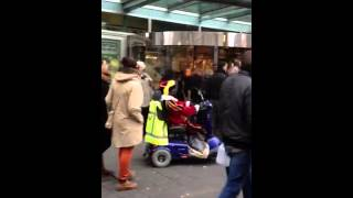 Mobility zwarte Piet
