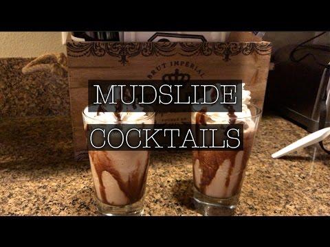 Mudslide Cocktails : Kahlua, Baileys, Vodka | It's Alex