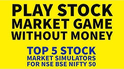 Best  Free Stock Trading Game Online 2017