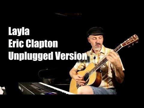 Layla - Eric Clapton Guitar Lesson