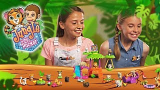 All New Jungle In My Pocket TV Commercial