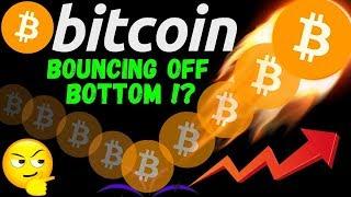 👀 IS BITCOIN BOUNCING OFF THE BOTTOM!? 👀bitcoin litecoin price prediction, analysis, news, trading