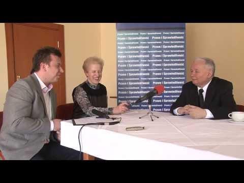 Jarosław Kaczyński w Bełchatowie - wywiad