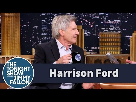Harrison Ford Remembers Piercing Jimmy's Ear