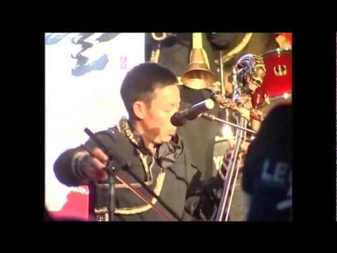 TEDxUlaanbaatar - Altan Urag - Music performance