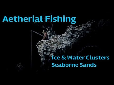 Ffxiv aetherial fishing ice water clusters and for Ffxiv fishing guide