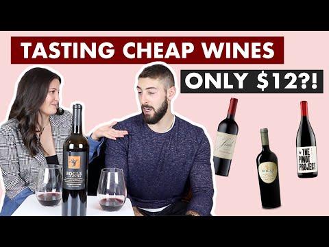 5 Best Budget Red Wines (ALL Under $15!!)