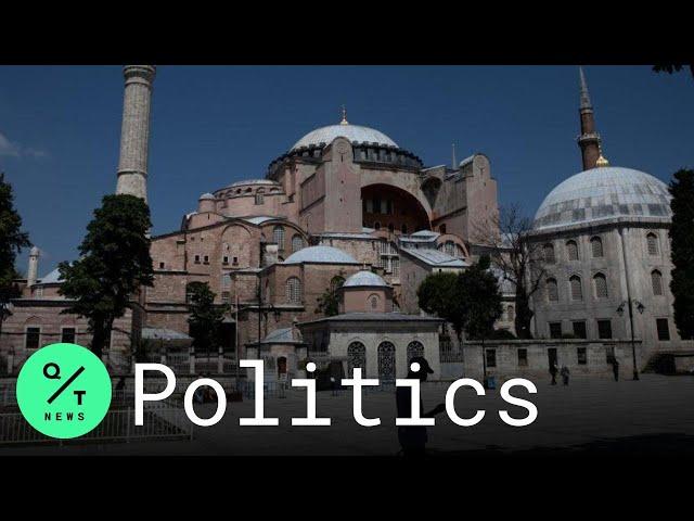 Erdogan Formally Converts Istanbul's Hagia Sophia Back Into a Mosque