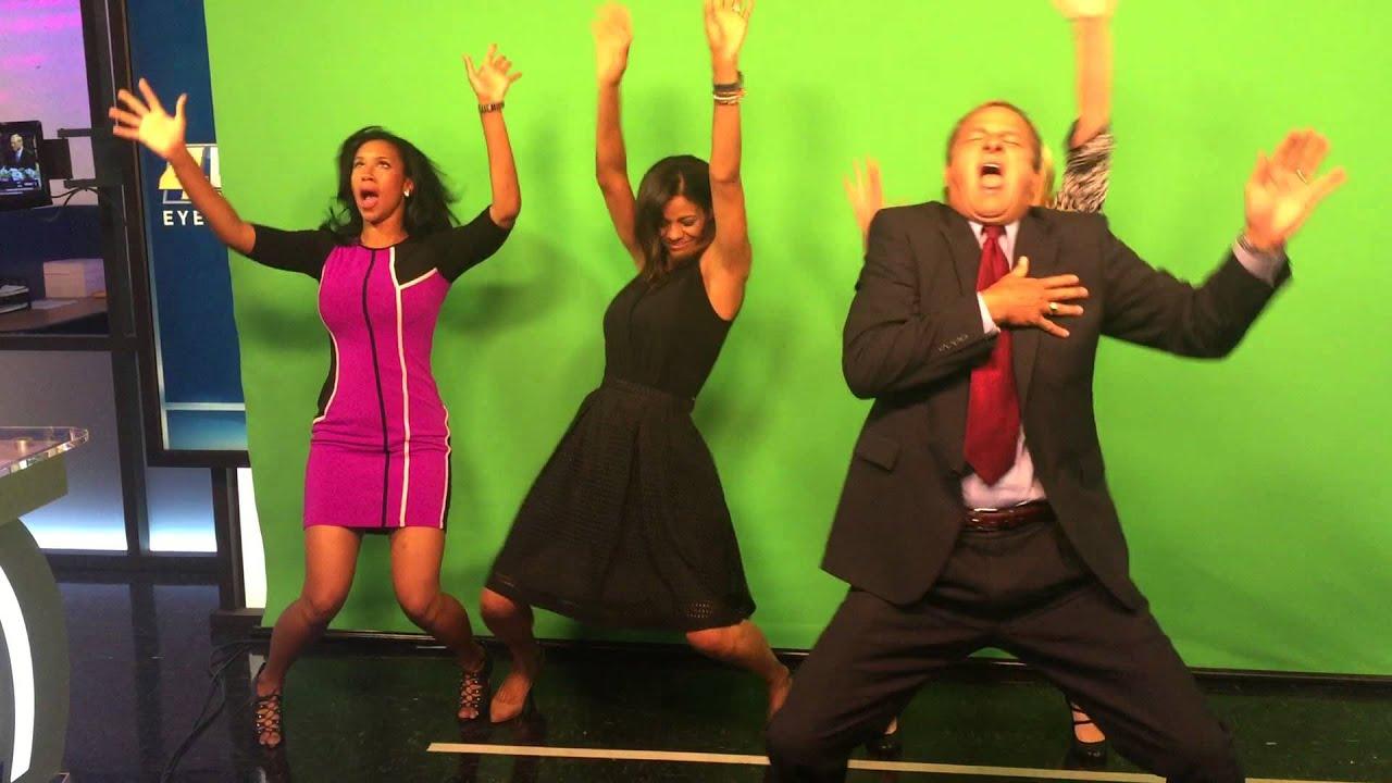 WWL-TV - Eyewitness Morning News - More of Sheba Turk's Debut (5 ...