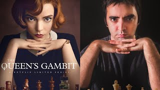 I played the Queen's Gambit against Beth Harmon | Deep Strategy Explained