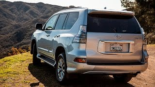 2016 LEXUS GX 460 Full Luxury With Full Off-Road Capability
