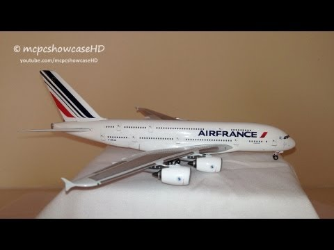 1:400 SCALE MODEL AIRCRAFT COLLECTION