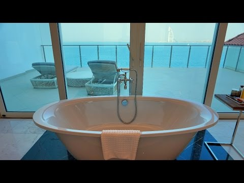 Tour of Dubai's most insane hotel suite