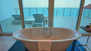 Tour of Dubai's most insane hotel suite