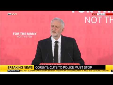Jeremy Corbyn: Labour wants to invest for a fairer and better Britain