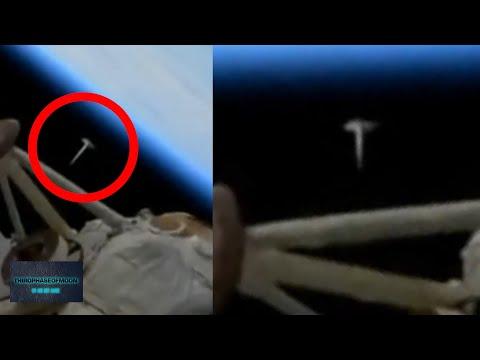 "[ISS Encounter ""THUMB-TAC UFO""] Crazy [""Pilot Concerned"" HUGE Craft At 40K Feet Utah] 2020"