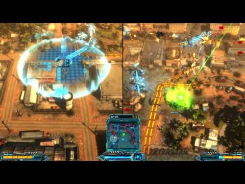 X-Morph: Defense - Co-op gameplay in South Africa