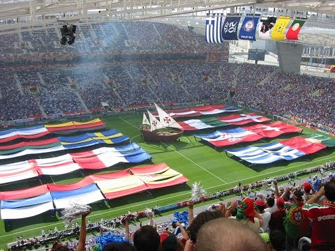 EURO 2004 - Cerimónia De Abertura