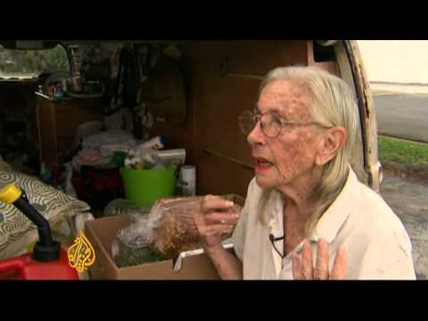 One in seven US seniors live in poverty