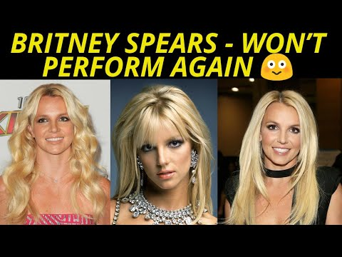 Download Britney Spears refuses to perform again if her father controls her career