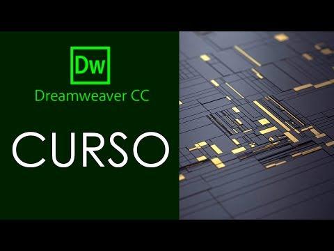 CURSO DE DREAMWEAVER CC 2019 - COMPLETO