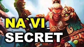 NAVI vs SECRET - Absolute Disaster! - EPICENTER EU Final DOTA 2