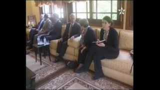 American Jewish Committee visit to CORCAS - Western Sahara Territory Autonomy