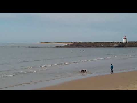 Burry Port Beach Motorhomes