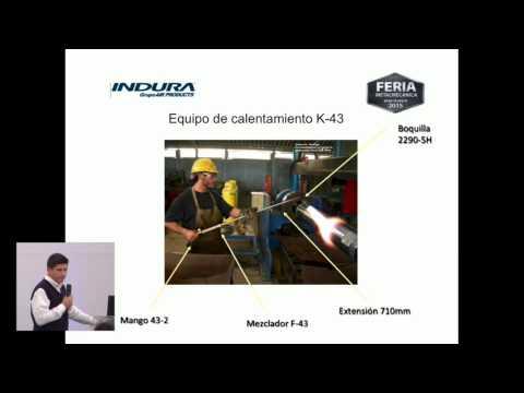 Cuidados y consejos en Oxicorte de acero - Sergio Pavez