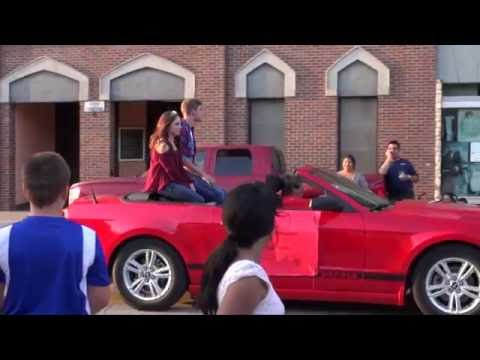 Marshalltown High School Homecoming Parade 2016