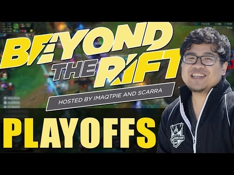 Beyond The Rift - Episode 3: Playoff Predictions /w Kiwikid