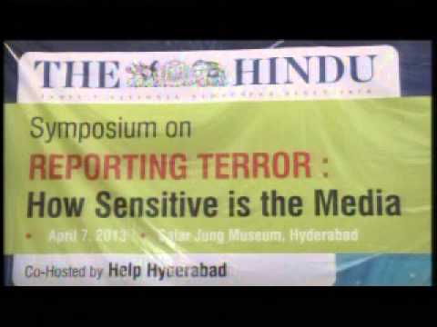 Reporting Terror: How Sensitive is the Media?