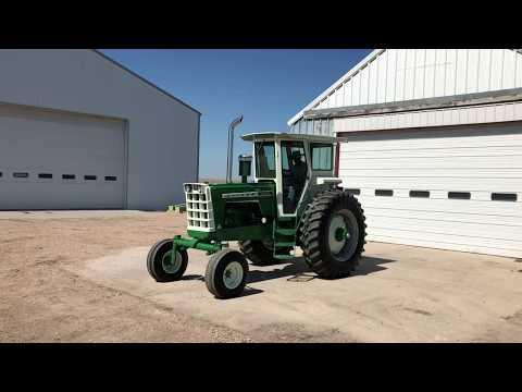BigIron.com EL9912  1970 Oliver 1855 2WD Tractor  12-26-18 auction