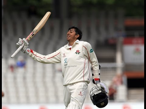 Hameed breaks records in Roses draw, Lancashire v Yorkshire, Day Four