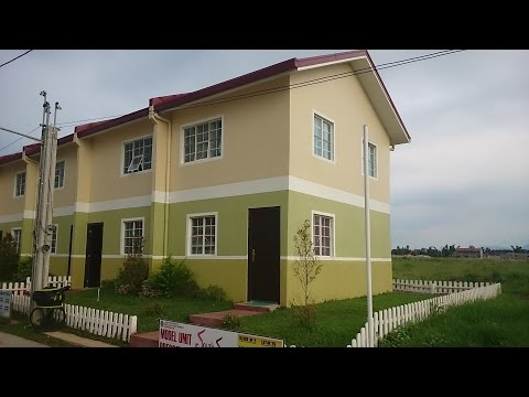 Affordable House and Lot For Sale in Santa Rosa Laguna│AMIRA TOWNHOMES