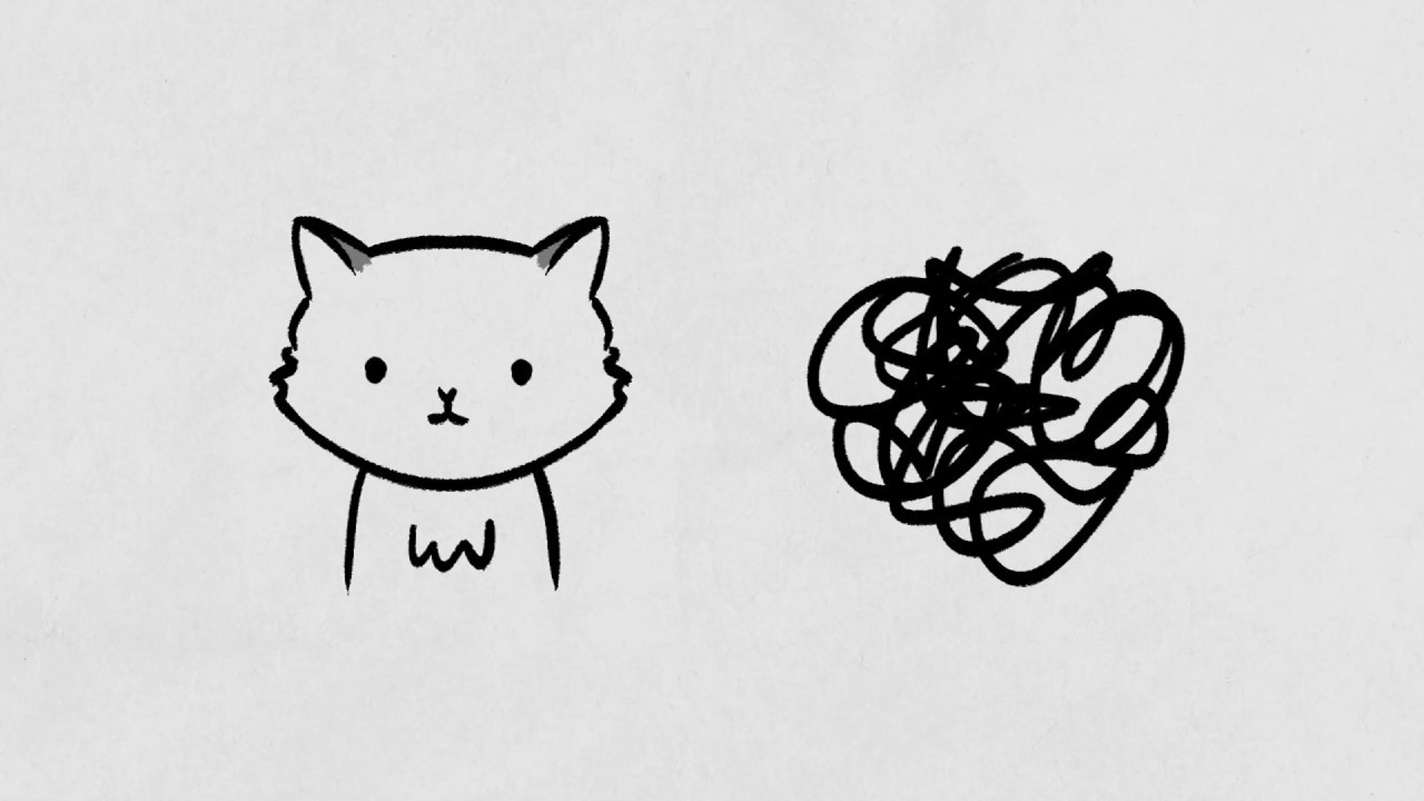Un ojo al gato y otro al garabato | Historia Chiquita