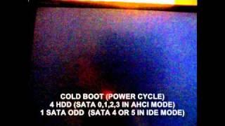 Gigabyte GA-890FXA-UD5 boot hang with Samsung SH-S223C SATA DVDRW