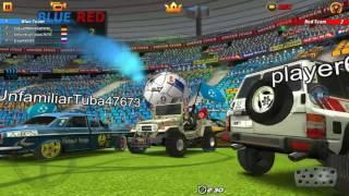 Pocket Rocket League Dubai Drift 2 - Corner Kicks
