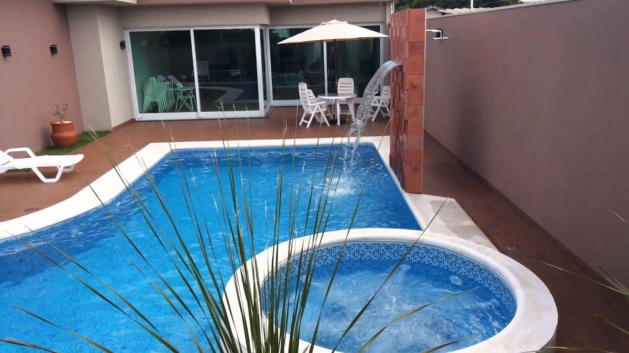 piscina vinil campo grande ms 99286006 youtube On piscinas de plastico grandes