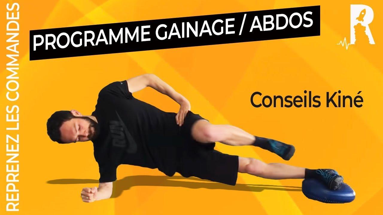 Gainage complet pour sportifs : les exercices à pratiquer ...
