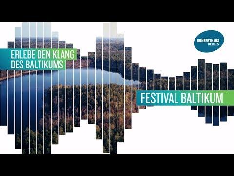 Konzerthaus Berlin – Festival Baltikum
