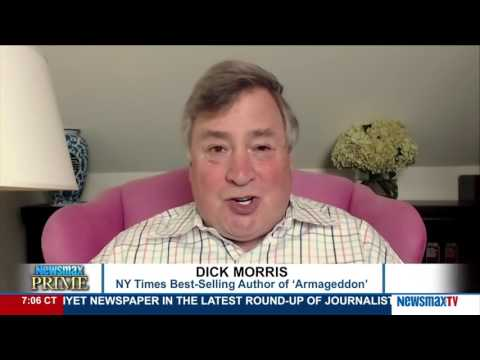 Newsmax Prime | Dick Morris on the FBI recovering Hillary Clinton's deleted Benghazi emails