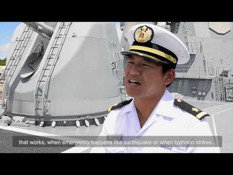 Why I Serve - Japan