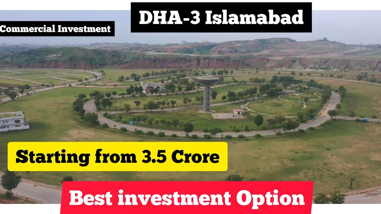 DHA Phase 3 Islamabad Prices , Map , Location Complete Guide