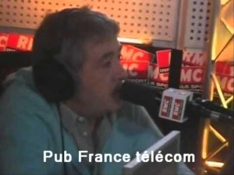 Jean-Yves Lafesse. Pub France télécom.wmv
