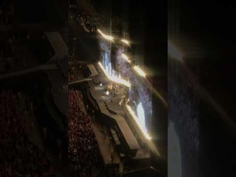 U2 Live in Concert-The Joshua Tree Tour 2017 Live @ NRG Stadium- 5-24-17 Pt  1