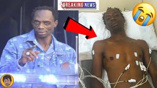BREAKING NEWS   Ninja Man Hospitalised In Serious Condition